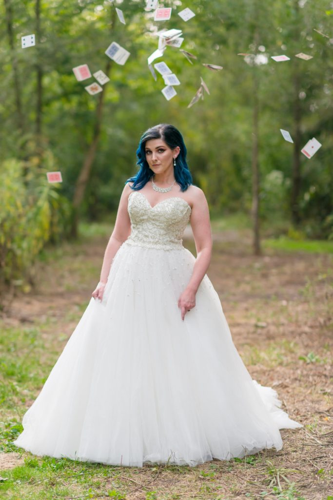 This Alice in Wonderland Wedding Is Everything You Never Knew You ...