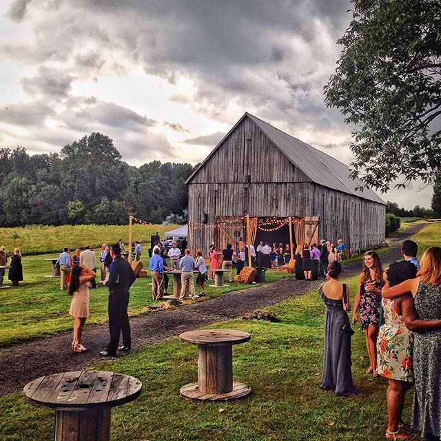 48 Charmingly Historic, Must-See Barn Wedding Venues From