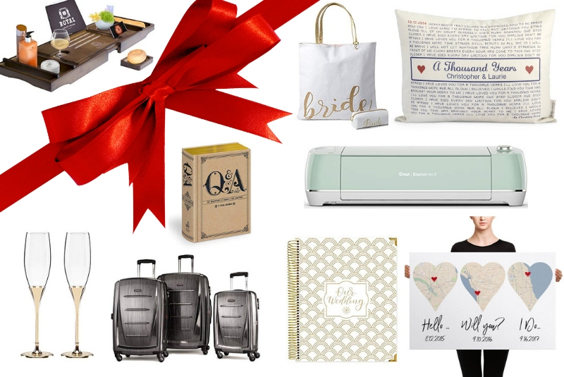Holiday Gift Guide The Best Gifts For The Bride To Be Rustic Bride