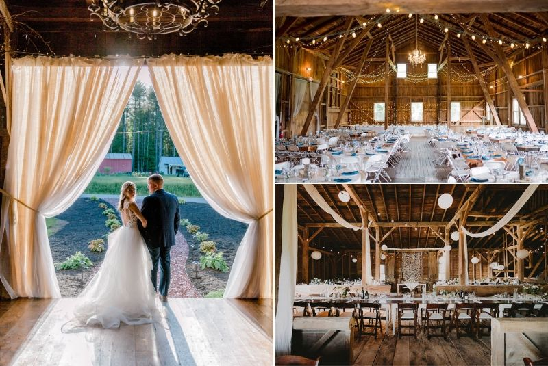 New York Wedding Venues.17 New York Wedding Venues For Barn Lovers Rustic Bride
