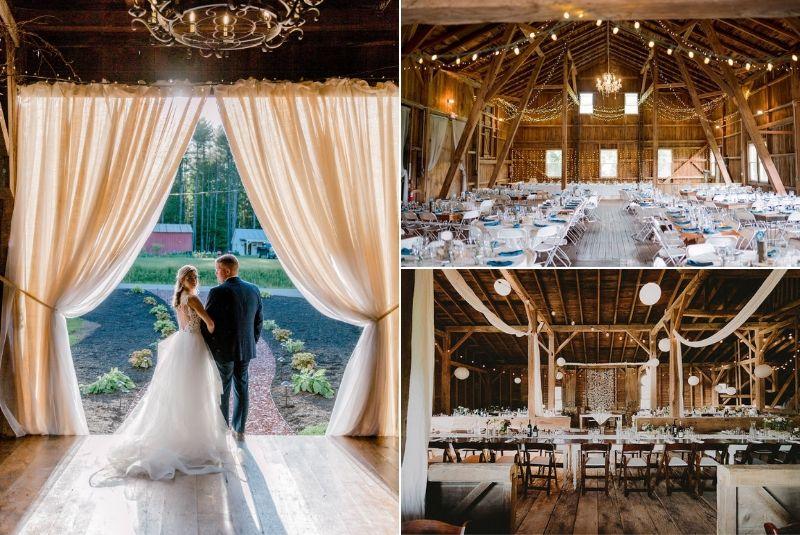 Nyc Wedding Venues.17 New York Wedding Venues For Barn Lovers Rustic Bride